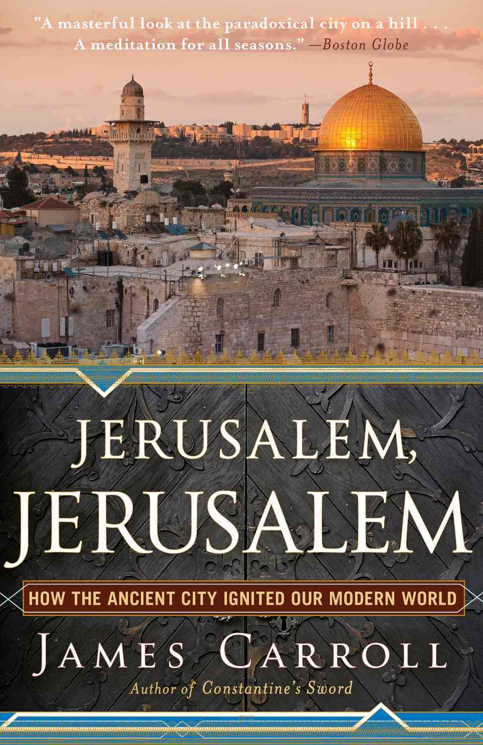 Jerusalem, Jerusalem By Carroll, James