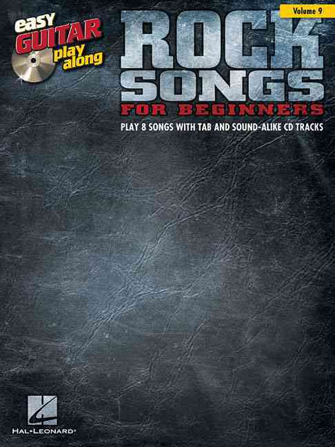 Rock Songs for Beginners By Hal Leonard Publishing Corporation (COR)